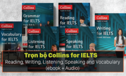 Download trọn bộ Collins for IELTS