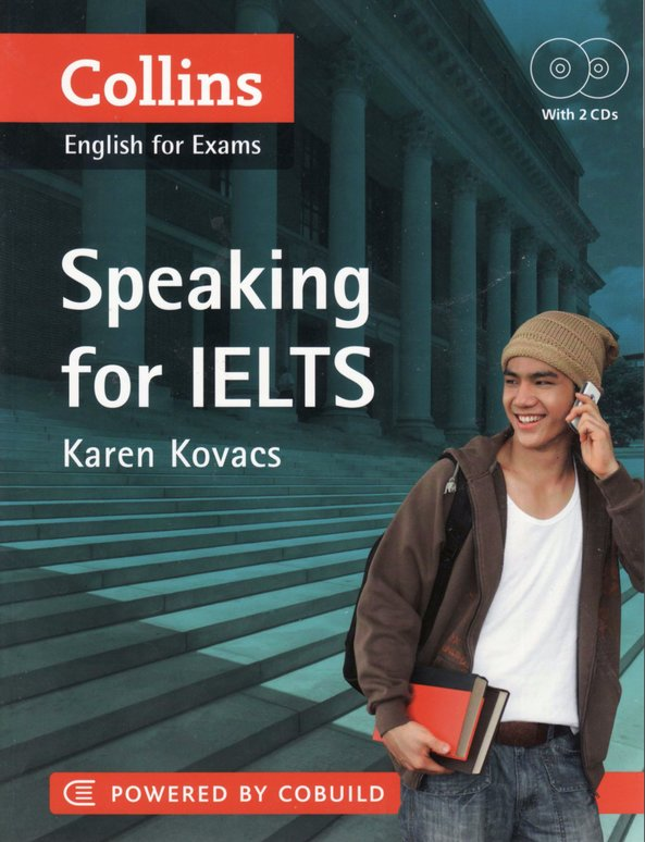 Collins – Speaking for IELTS