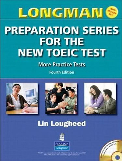 Sách Longman Preparation Series for the New TOEIC Test: Advanced Course