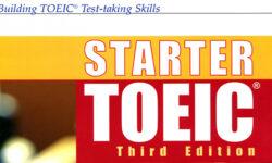 Sách Starter Toeic - tài liệu cho người mới bắt đầu Full PDF