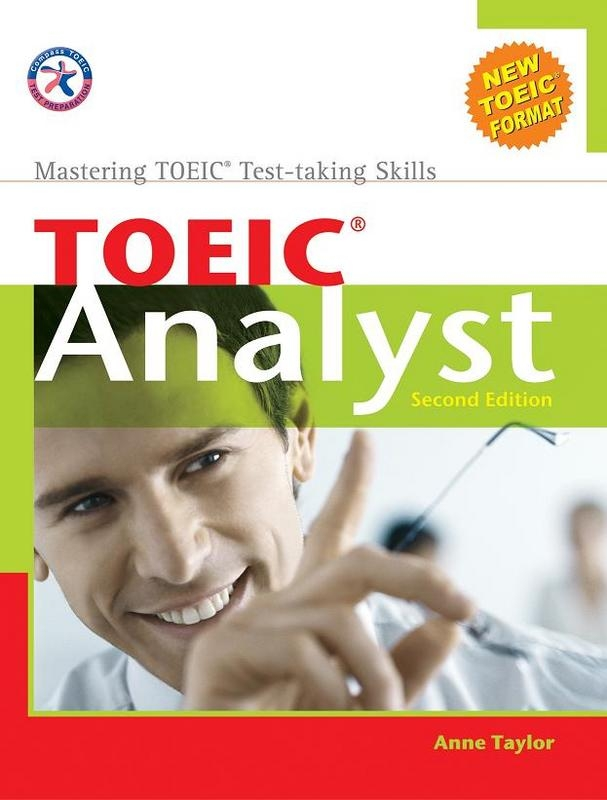 Toeic Analyst Second Edition download miễn phí [Full PDF+Audio]