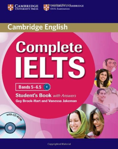 Complete IELTS band 5.0 - 6.5