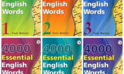 download 4000 essential english words full 6 ebook + audio Free