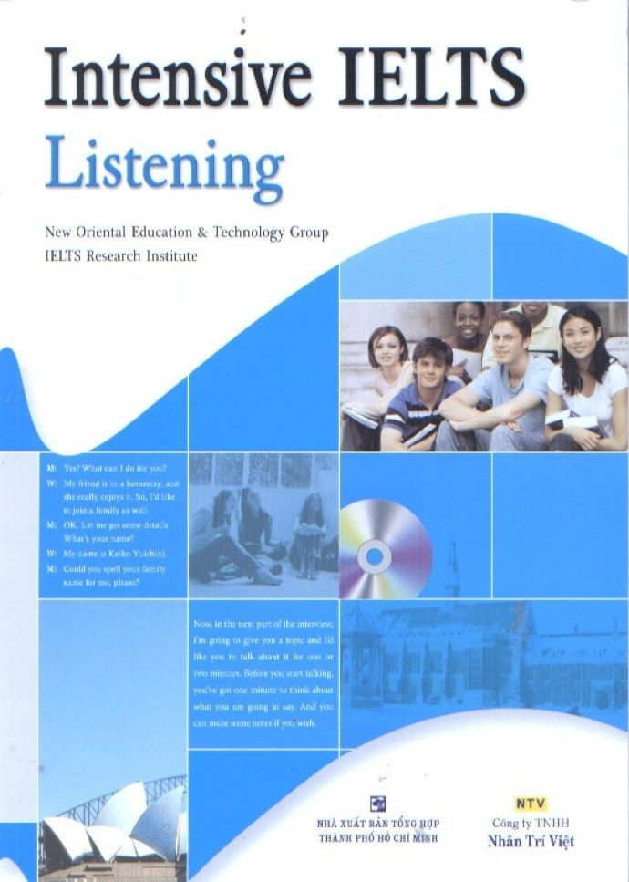 Download Ebook Intensive IELTS Listening