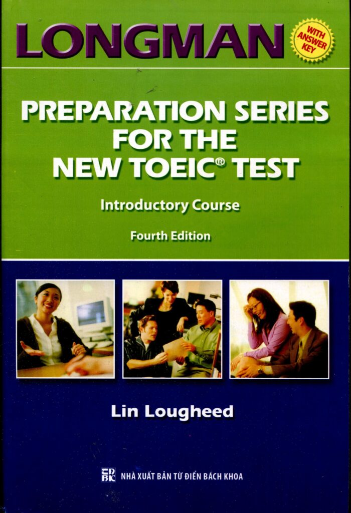 Sách Longman Preparation Series for the New TOEIC Test: Introductory Course