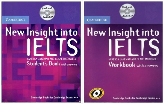 Tải miễn phí sách New Insight Into IELTS Workbook With Answer [PDF]