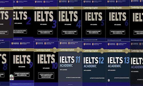 Download Trọn bộ Cambridge IELTS Practice Test từ 1 - 15 mới nhất