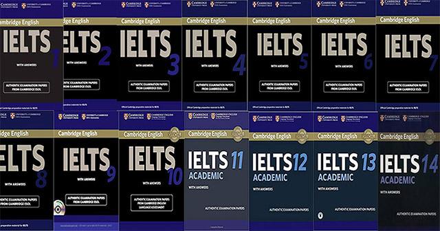 Download trọn bộ Cambridge IELTS Practice Test