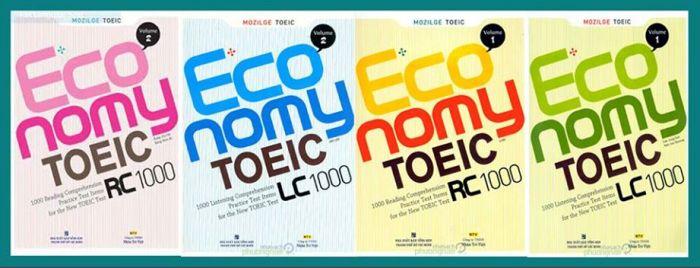 Tải trọn bộ Economy Toeic vol 1,2,3,4 (PDF+Audio) chi tiết