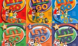Download bộ sách tiếng anh tiểu học Let's Go lớp 1, 2, 3, 4, 5, 6 PDF miễn phí