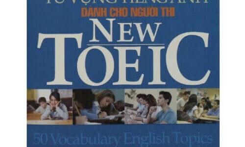 Tải sách 50 chủ điểm từ vựng tiếng Anh dành cho người thi toeic