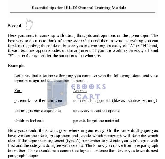 Ace The IELTS Essential tips for IELTS General Training PDF Free