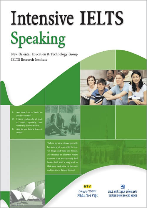 Ebook Intensive IELTS Speaking