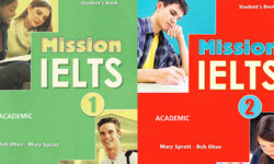 Download Ebook Mission IELTS 1, 2 Academic {Ebook + Audio} miễn phí