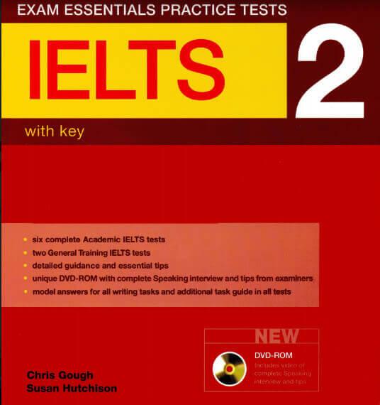 Tải sách Exam Essentials Practice Test IELTS 2 PDF miễn phí