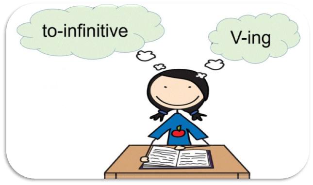 Tổng hợp cách dùng To + V và V-ing trong tiếng Anh