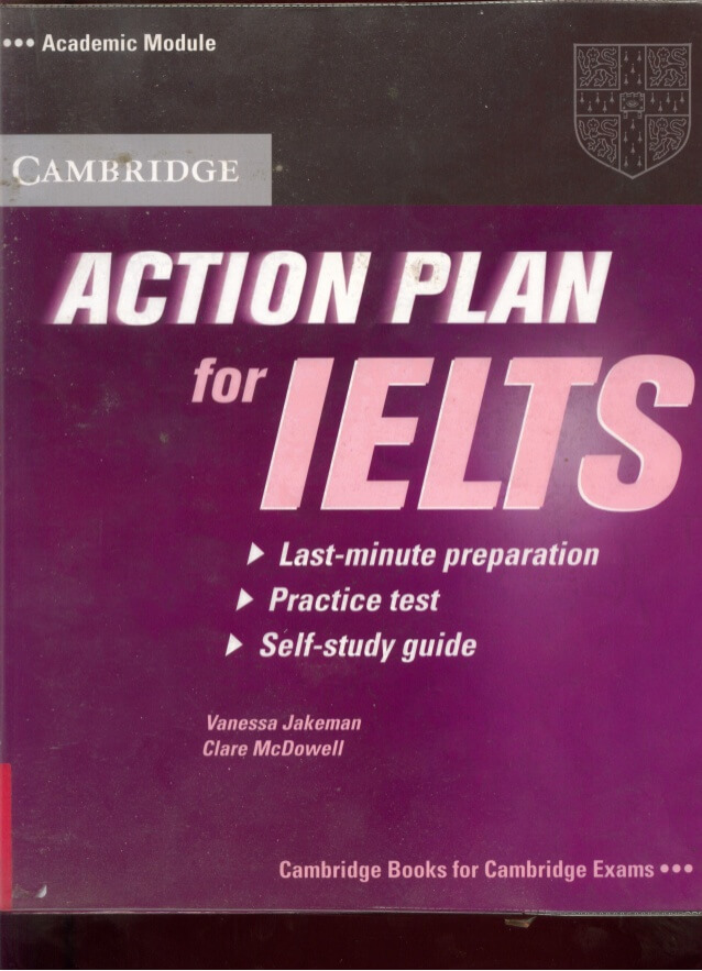 IELTS Action Plan for IELTS