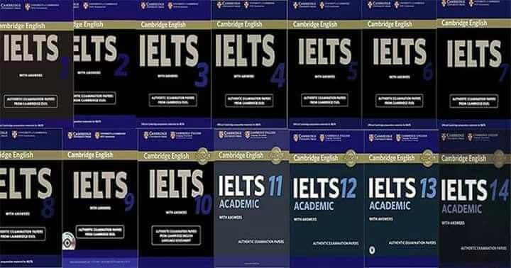 Cambridge IELTS Practice Test