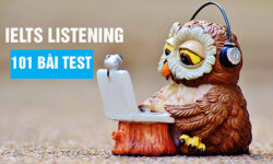 Ebook 101 TEST IELTS LISTENING