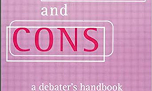 Tải sách Pros and Cons – A Handbook for Debater (19th edition) miễn phí