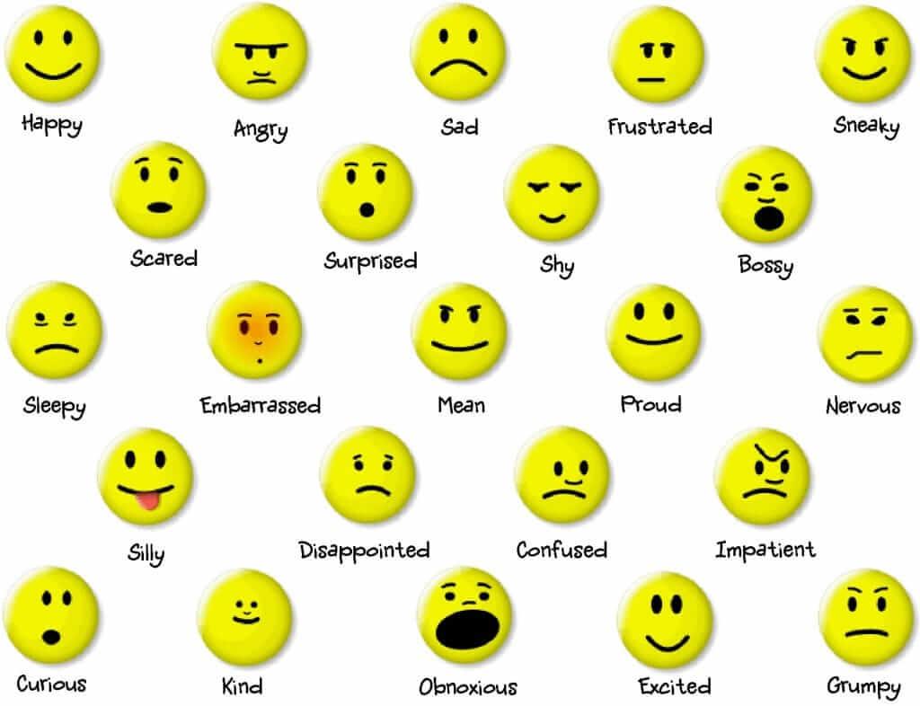Học từ vựng qua cảm xúc