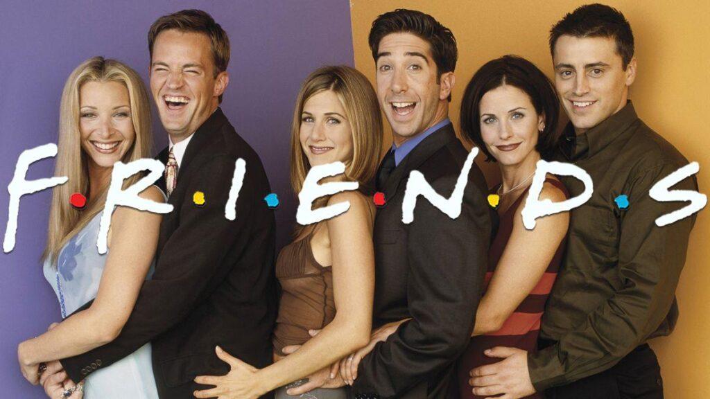 Bộ phim Friends