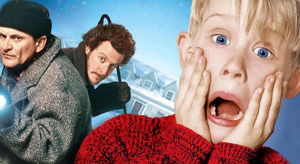 Bộ phim Home Alone