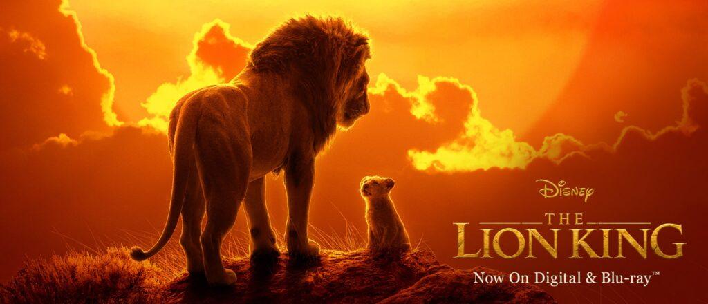 Bộ phim Lion King