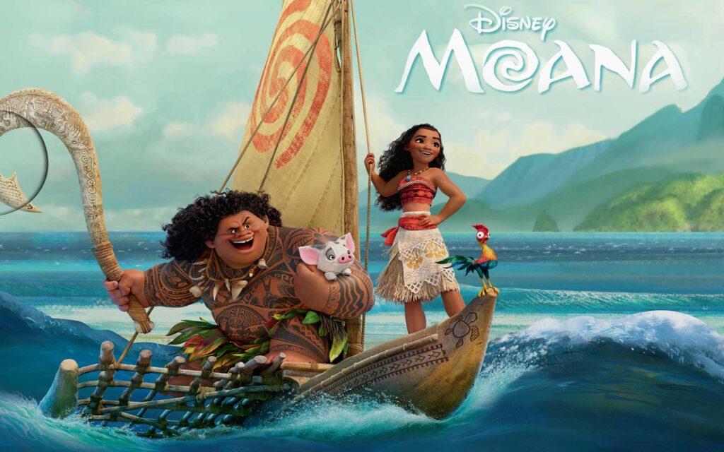 Bộ phim Moana