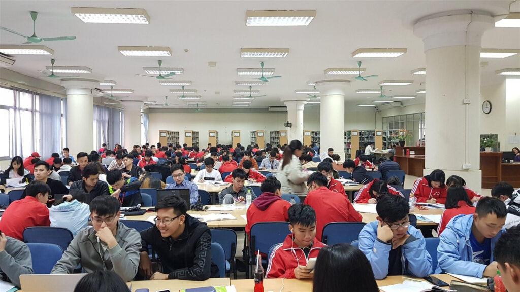 Hình ảnh về các chuyên ngành Đại học -Cao đẳng