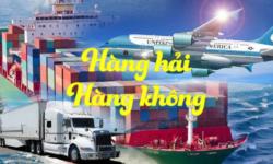 Hình ảnh về ngành Hàng hải - Hàng không