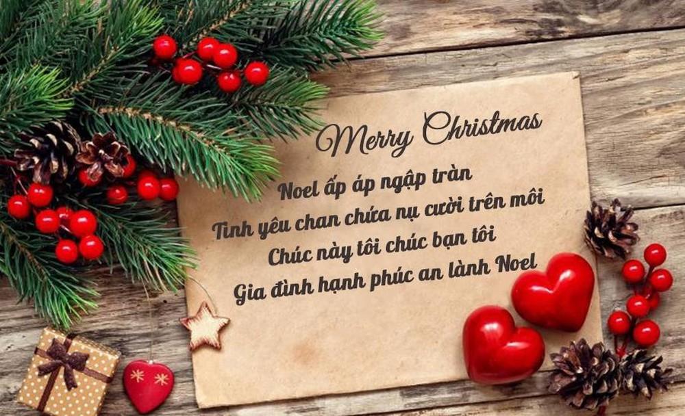 Lời chúc Giáng sinh ý nghĩa