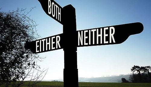 Đại từ bất định both, neither và either