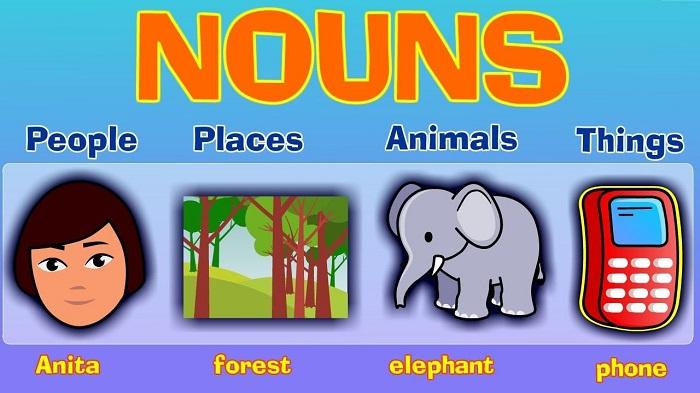 Danh từ tiếng Anh thông dụng nhất