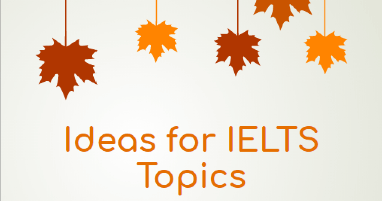 Ideas For IELTS Topics Simon PDF - free download