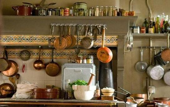 Dụng cụ bếp bằng tiếng Anh