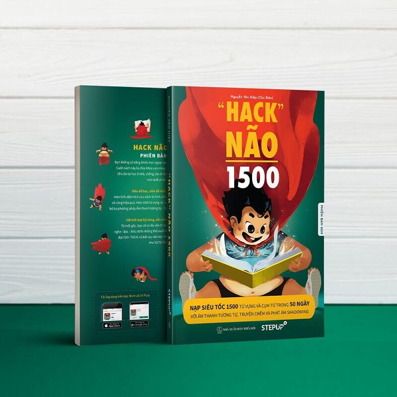 Download Sách Hack não 1500 từ vựng tiếng Anh - PDF miễn phí