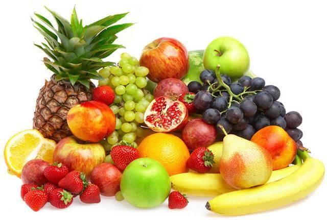 Các loại hoa quả