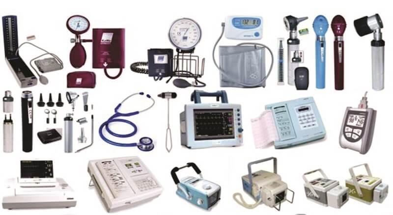 Các dụng cụ Y tế