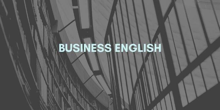 Từ vựng tiếng Anh về các hoạt động kinh tế