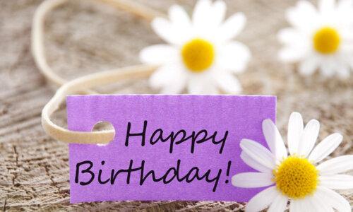Bỏ túi những lời chúc mừng sinh nhật bằng tiếng Anh cực kỳ ấn tượng