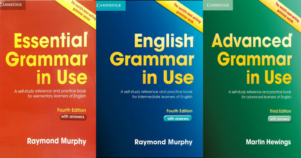 IELTS English Grammar in Use