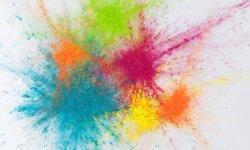 Từ vựng tiếng Anh theo chủ đề Màu sắc