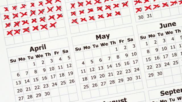 12 Tháng trong tiếng Anh - Cách đọc, và ghi nhớ hiệu quả