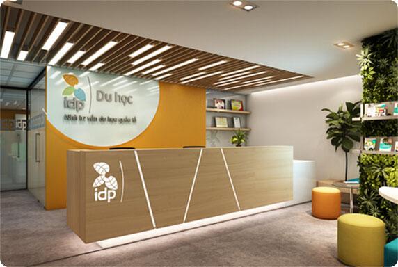 Trung tâm tiếng Anh quốc tế ACET/ IDP