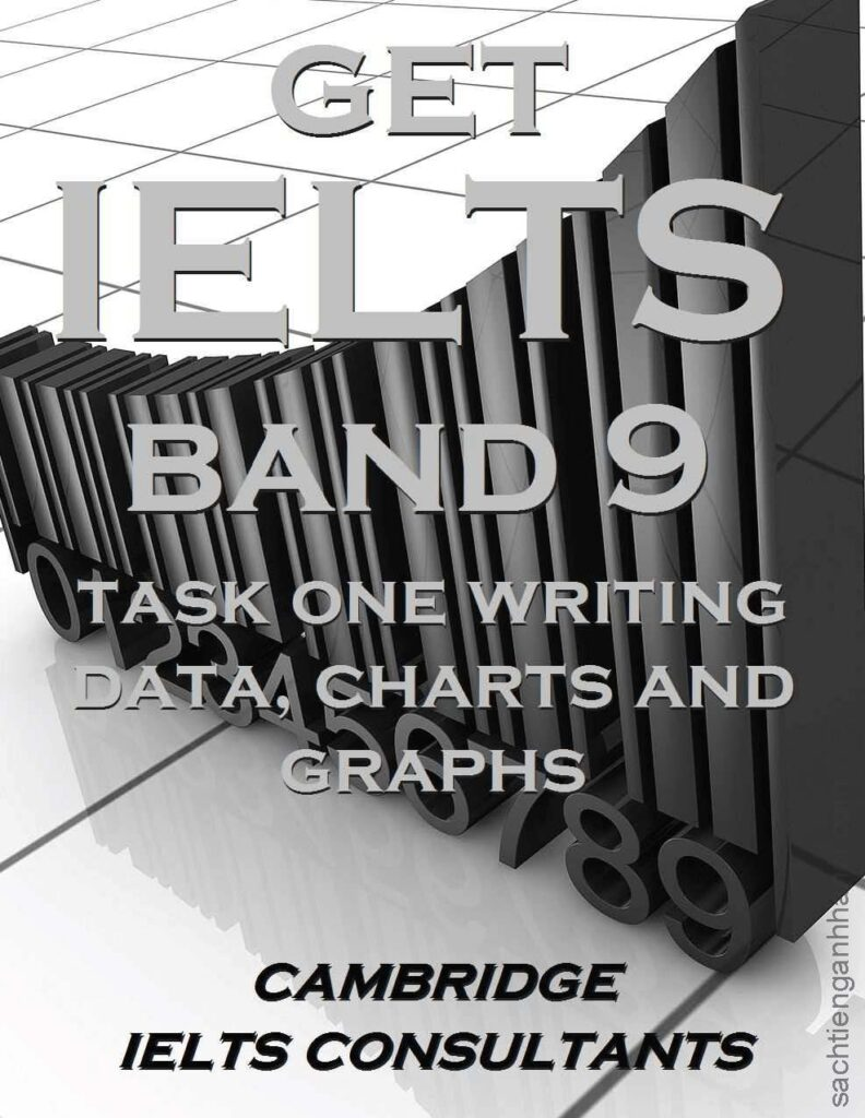 GET IELTS BAND 9 – In Academic Writing Task 1- Data, Charts and Graphs