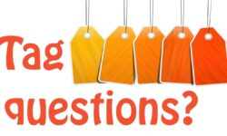 Câu hỏi Đuôi trong tiếng Anh – Tổng hợp kiến thức