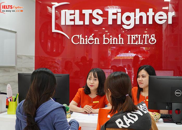 Trung tâm IELTS Fighter