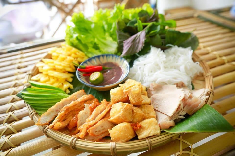 Từ vựng tiếng Anh về đồ ăn Việt Nam