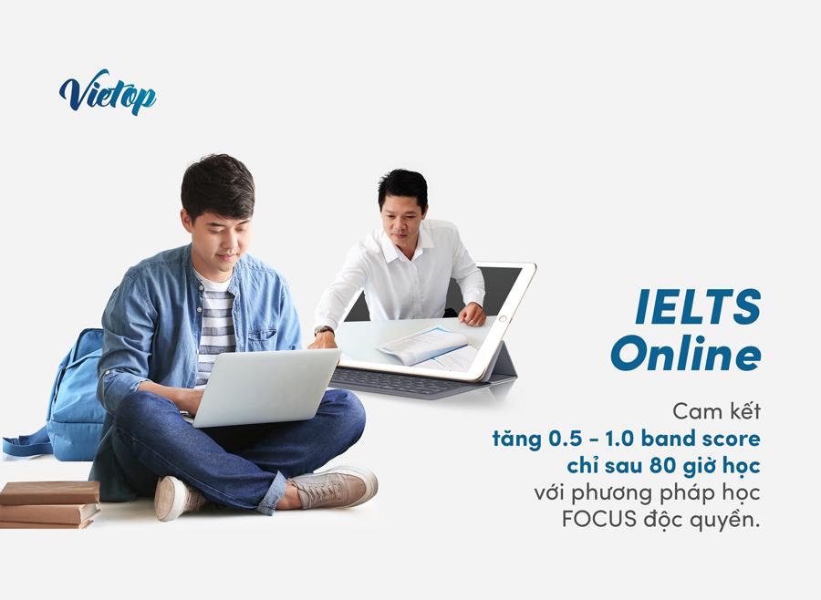 Khóa học IELTS online